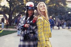 "The Most Influential Beauty Moments of the Past 25 Years: 1995 -- Clueless ranks as the number-one movie in the country. Plaid skirts, ""as if,"" and ""Rollin' With My Homies"" solidify their places in society. 
