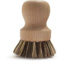 Pot brush. Love the wood.   --Bürstenhaus Redecker Pot Brush