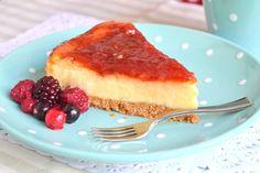 New York Cheesecake (Tarta de queso) - http://www.mytaste.es/r/new-york-cheesecake-tarta-de-queso-5196934.html