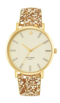 Kate Spade Metro Grand Watch.