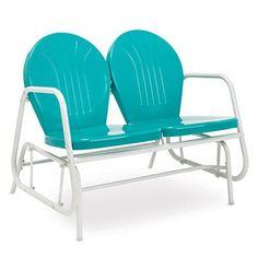 Jack Post BH-10EM Porch Glider,Turquoise