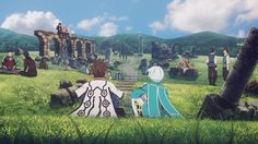 Último episodio de Tales of Zestiria the X el 29 de abril en Daisuki.net