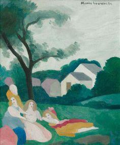 Marie Laurencin, Trois jeunes femmes