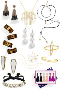 BAUBLEBAR 2016 GIVEAWAY | 12 Days of Giving: Bauble Bar Gift Guide + Giveaway - Money Can Buy ...