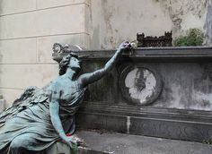 Staglieno Cemetery Genoa  Italy by johnshaun, via Flickr