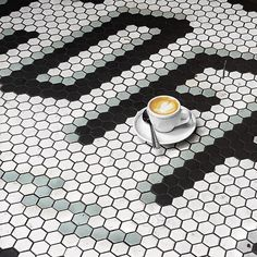 This is Sightglass Coffee in San Francisco.