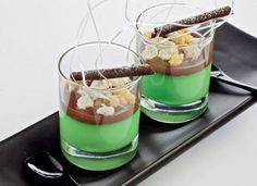 NEW STYLE DESSERTS: Dragon Cups