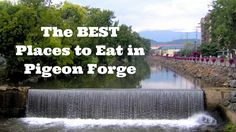 All of the places in this list are local to Pigeon Forge and that's one of the many reasons why you should visit them. These are the best places to eat.