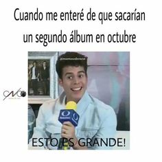 Read from the story Memes de CNCO 3 by TeamCNCOwnerss (CNCO 💫) with 242 reads.