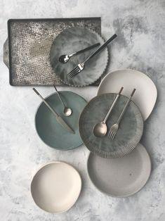 Ceramic Tableware, Ceramic Pottery, Ceramic Art, Kitchenware, Keramik Design, Food Photography Props, Deco Table, Dinnerware Sets, Küchen Design
