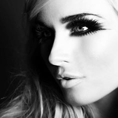 Black & White, Photography, Make-Up, Beauty, Fashion, Miss J Audrey