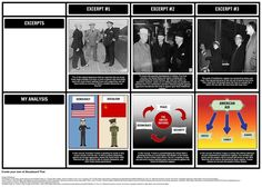 The Truman Presidency - The Truman Doctrine Document Analysis: In this activity, students will analyze The Truman Doctrine that was created under President Harry Truman, using storyboards!