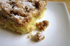crumb cake using cake mix