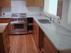 Light Cherry Kitchen Cabinets light cherry cabinets kitchen |  light maple flooring and