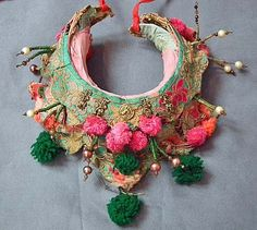 Antique Chinese Qing Dynasty Bridal Crown