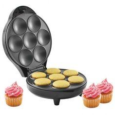 Cupcake Maker I com Chapa Antiaderente e Cupcakes em até 8 Minutos - Britânia