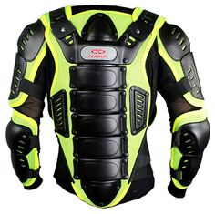 - Breathable Mesh Chassis - Elastic Adjustable Straps - Impact Absorbing Articulated Back Plastic - Low-Profile To Fit Under Most Jackets - Form-Fitting Chassis Stays In Place - Abrasion Resistant Sli