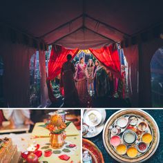 NYC Indian Wedding Photography captured by NYC wedding photographer Ben Lau.