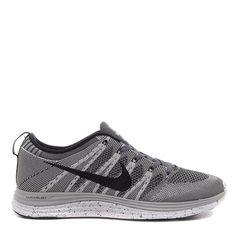 Nike FlyKnit One - Wolf Grey #sneaker #grey #nike