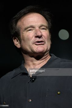 Robin Williams during The Andre Agassi Charitable Foundation's 8th 'Grand Slam for Children' Fundraiser - Show at The MGM Grand Hotel and Casino in Las Vegas, Nevada, United States.