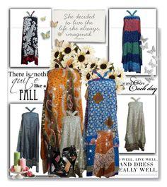 """Women's Vintage Silk Sari Wrap Skirt"" by india-trendzs ❤ liked on Polyvore featuring Michael Antonio, Ben's Garden, Levi's, vintage, skirt, Bohemian, longSkirt, wrapdress and wrapskirt"
