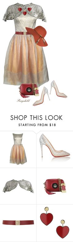 """""""Easter Dress 2016"""" by ragnh-mjos ❤ liked on Polyvore featuring Christian Louboutin, Monsoon, Maison Boinet, Topshop, Billabong and victoriacontest"""