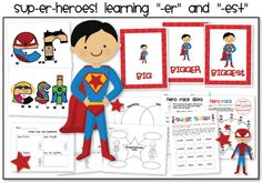Teaching Aids @Sarah Goetz - not exactly party related, but super cute