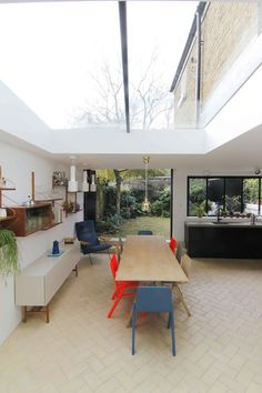 Shepherd's Bush Extension & Loft Conversion,© Salt Productions Ltd
