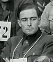 Peiper on trail 1946