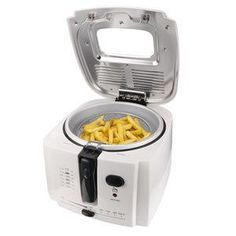 Meykey Electric Deep Fryer with Cool Touch 1.9 Liter Oil Capacity 1500W #ElectricDeepFryerwithCoolTouch #ElectricDeepFryer #ElectricDeepFryerCoolTouch #DeepFryerCoolTouch Best Deep Fryer, Electric Deep Fryer, Specialty Appliances, Baking Tools, Small Kitchen Appliances, Touch, Oil, Check, Electric Air Fryer