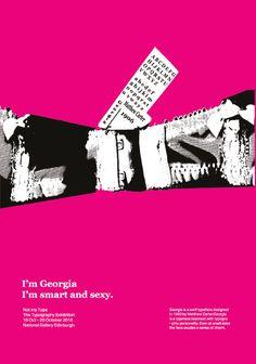 Not My Type / Paulina Wasik & Joanna Tresenberg Commercial, Graphic Design, Type, Visual Communication