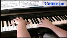 A Little Fall Of Rain - Les Miserables- Piano