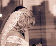 Wedding day photography.