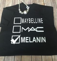 Maybelline • MAC • Melanin