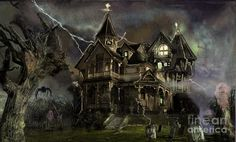 Very Cool Haunted House