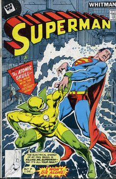 Superman #323, May 1978, cover by Jose Luis Garcia-Lopez