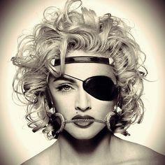 madonna, music, queen of pop, Photo by robertxavier