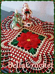 Ravelry: Country Christmas Doily pattern by Elizabeth Ann White