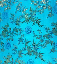 French fabric pattern