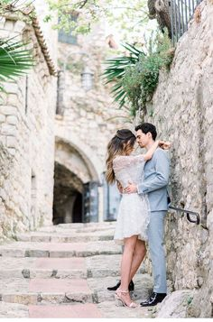 Engagement Session im idyllischen Èze an der französischen Rviera | Hochzeitsguide