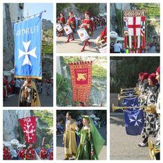 #repubblichemarinare Nel Medioevo la grandezza delle Repubbliche Marinare di Amalfi, Genova, Pisa e Venezia |