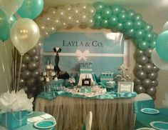 tiffany party - Buscar con Google