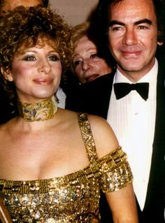 With Neil Diamond or is it with Barbra, can't get any better my 2 favorite singers