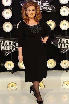 Adele - love her voice.