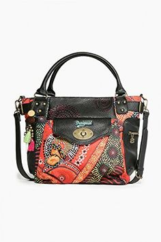 Desigual Mcbee Lluka Convertible Top Handle Bag