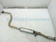 Walker 54372 Resonator Assembly