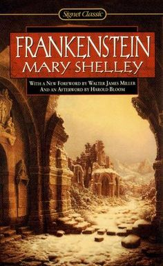Frankenstein / Mary Shelley (3 Stars) * No review.