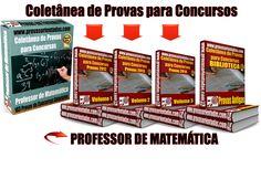 Coletânea de Provas para Concurso - Professor de Matemática