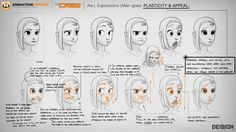 Designed & Art Directed Aia for Animation Mentor.