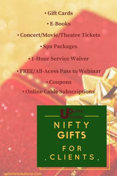Need help with getting gifts for your clients? I can help research, purchase, and send gifts to your clients while you tie up Send Gifts, Spa Packages, Theater Tickets, Online Coupons, Tie, Business, Cravat Tie, Ties